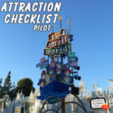PILOT – Attraction Checklist – Disneyland's It's A Small World – GrantCast #76