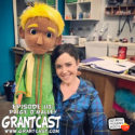 15 Minutes With puppeteer and actress Paige O'Malley – GrantCast #112